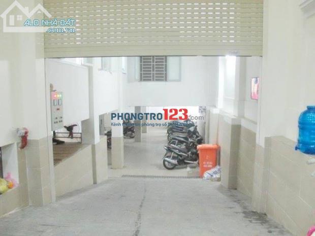 Phòng trọ giá rẻ mới xây tiện nghi Phạm Văn Bạch, quận Tân Bình