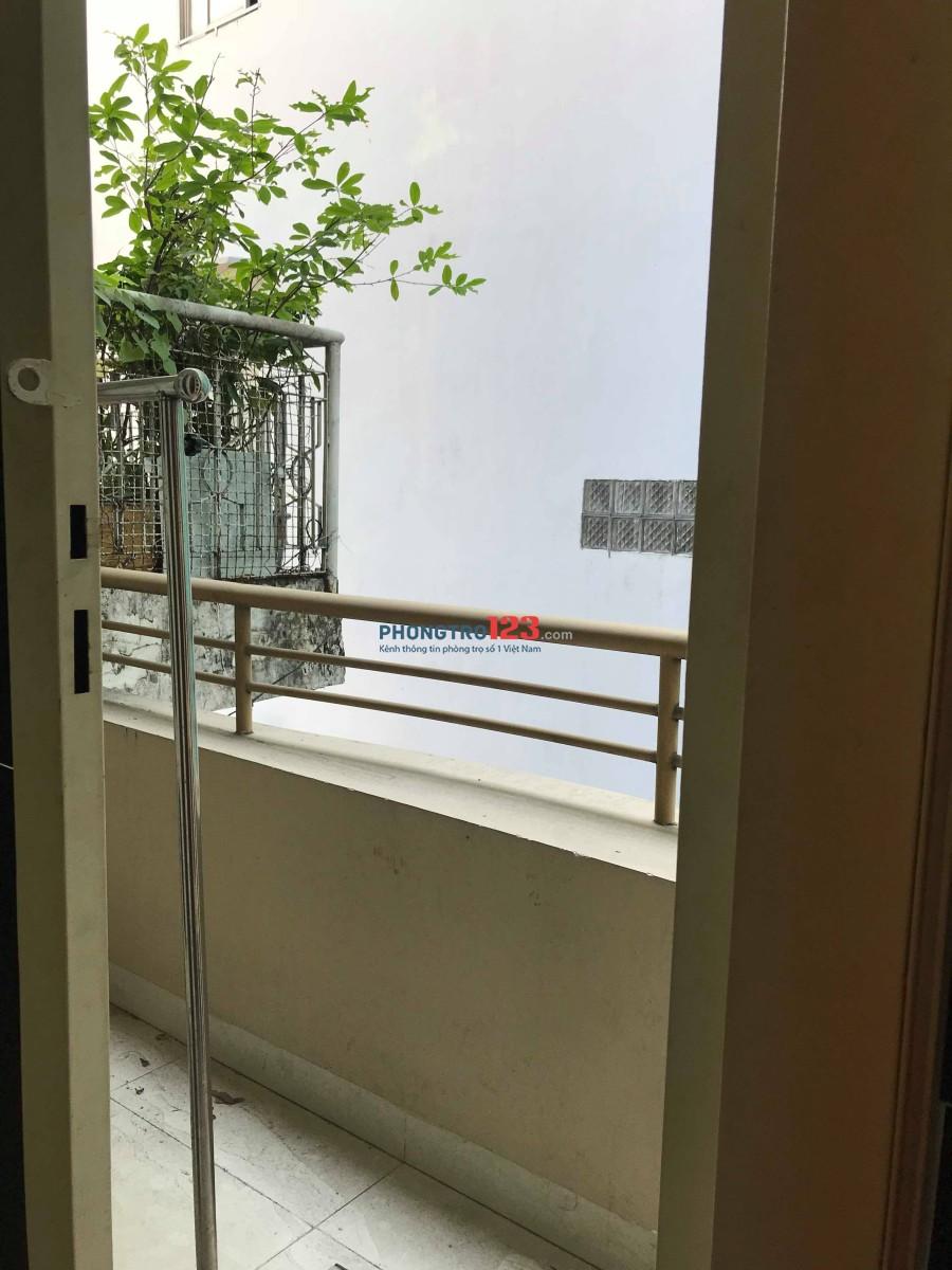Căn hộ mini cho thuê ngay gần chợ Bến Thành