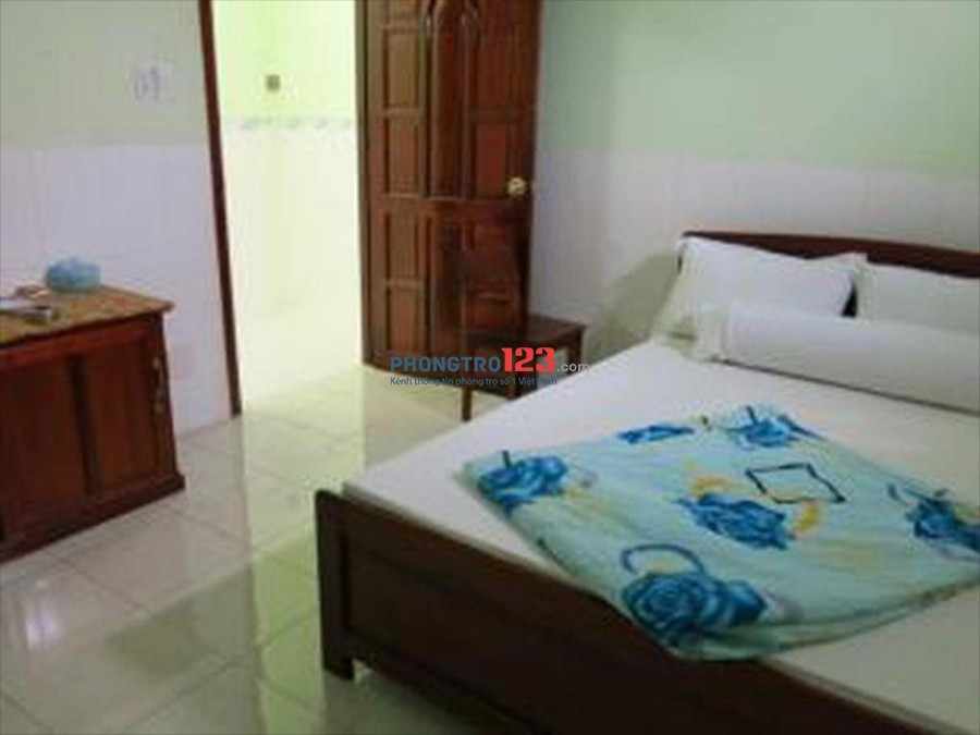 Cho thuê phòng trọ P.Nguyễn Cư Trinh, Q.1 20-25m2, giá rẻ