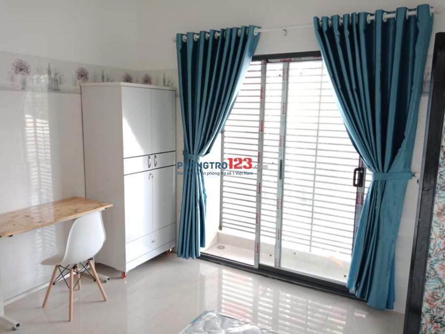 Căn hộ dv Quận Bình Thạnh 25m² đường Điện Biên Phủ, giá 5 triệu/tháng