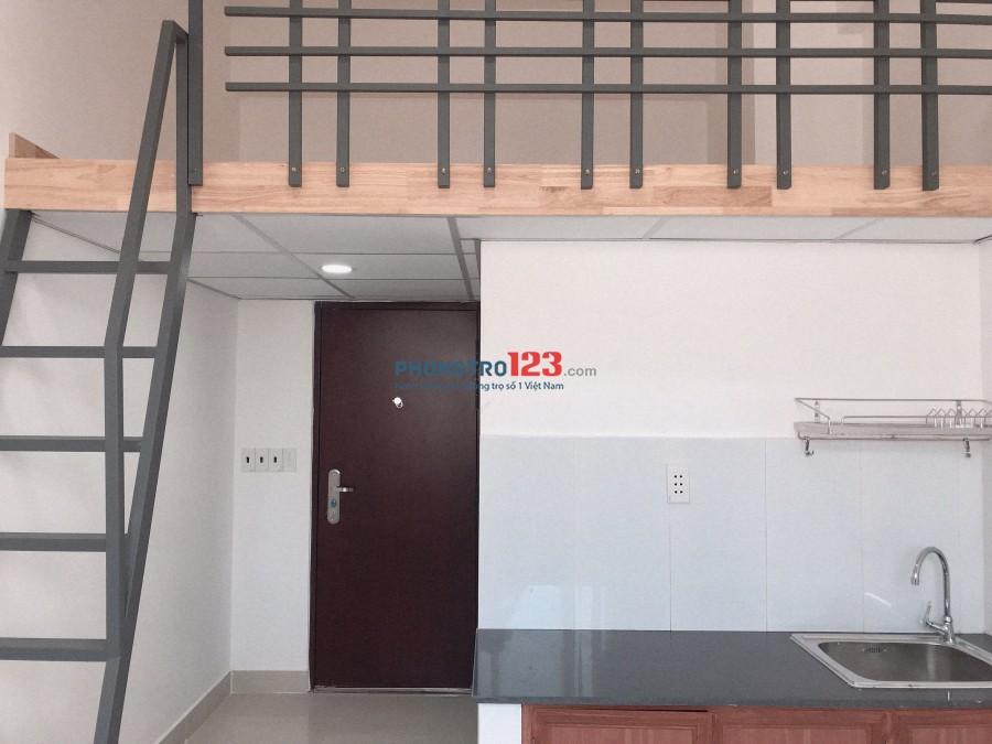 CHỦ NHÀ CHO THUÊ PHÒNG TRỌ 24 m2, CÓ GÁC, MÁY LẠNH, BÌNH NÒNG LẠNH