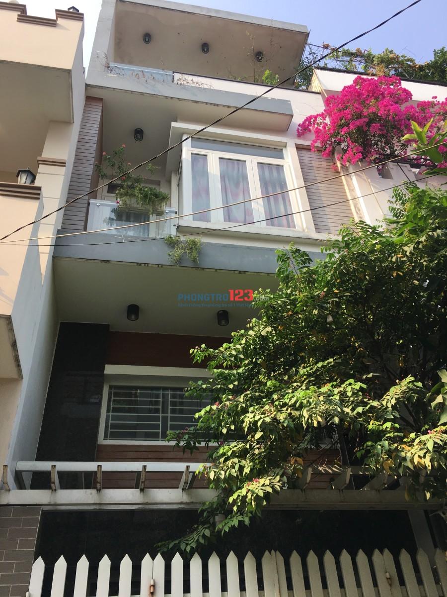 Cho thuê nhà nguyên căn đường số 22, Bình Hưng Hòa A, Bình Tân