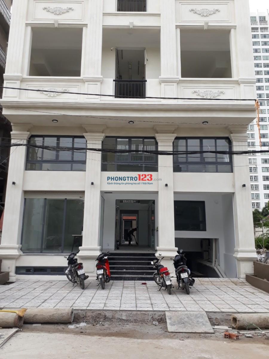 Cho thuê phòng trọ mini Apartment mới 100% sang chảnh