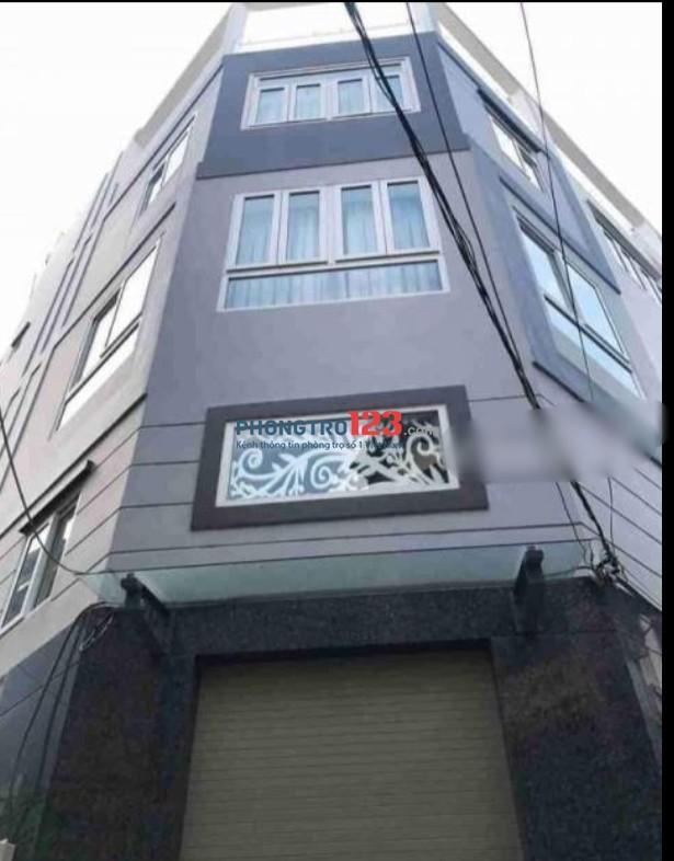 Cho thuê nhà 4 tầng có 3 phòng ngủ ngay trung tâm Hoàng Sa, Q.3, Cô Minh