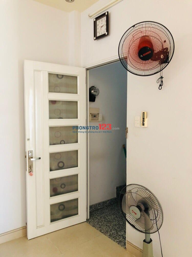 Phòng cho nữ thuê tại Bình Thạnh giáp Q1