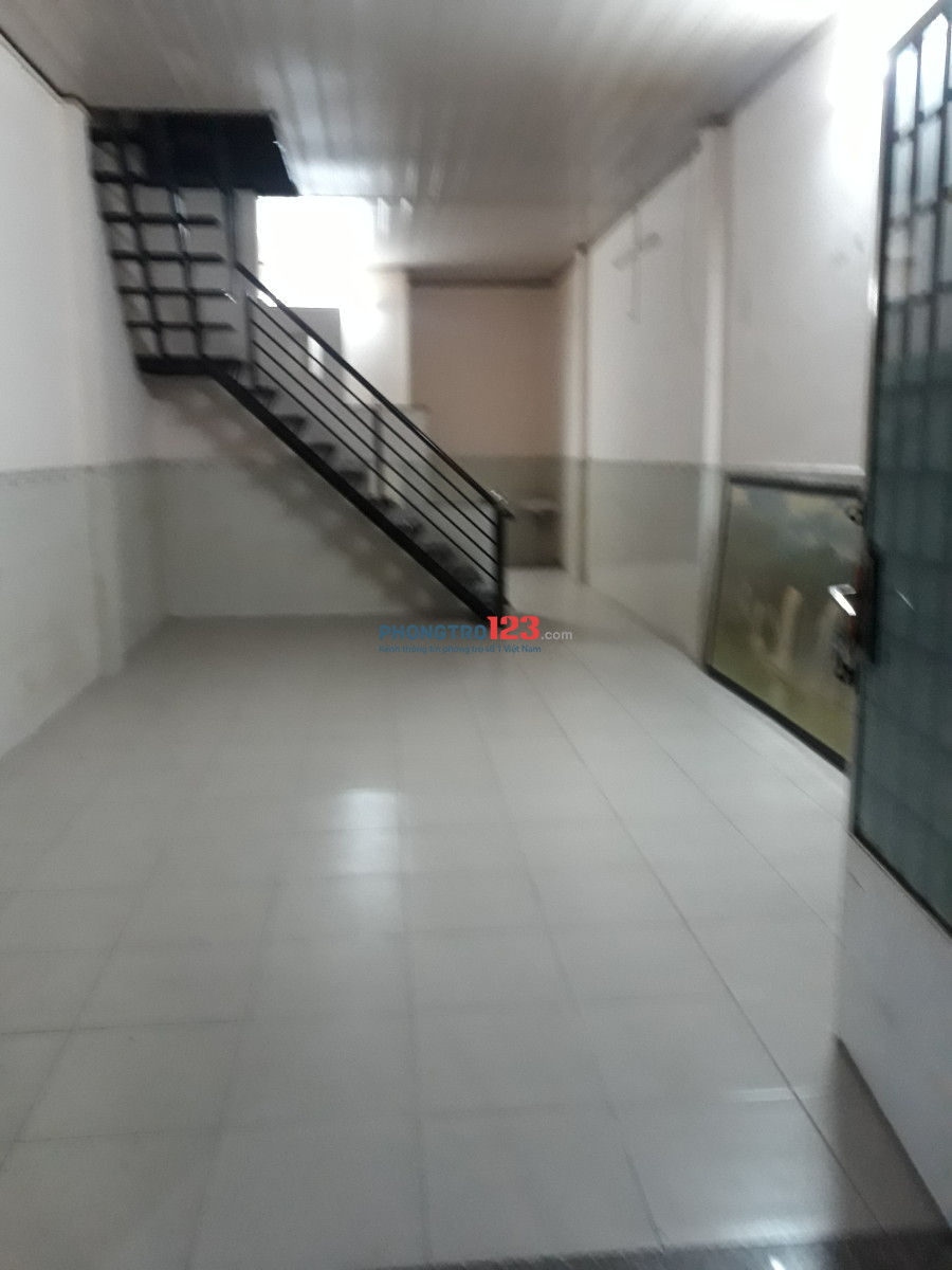 Cho thuê nhà nguyên căn đường hẻm 275 Quang Trung, P.10, Gò Vấp