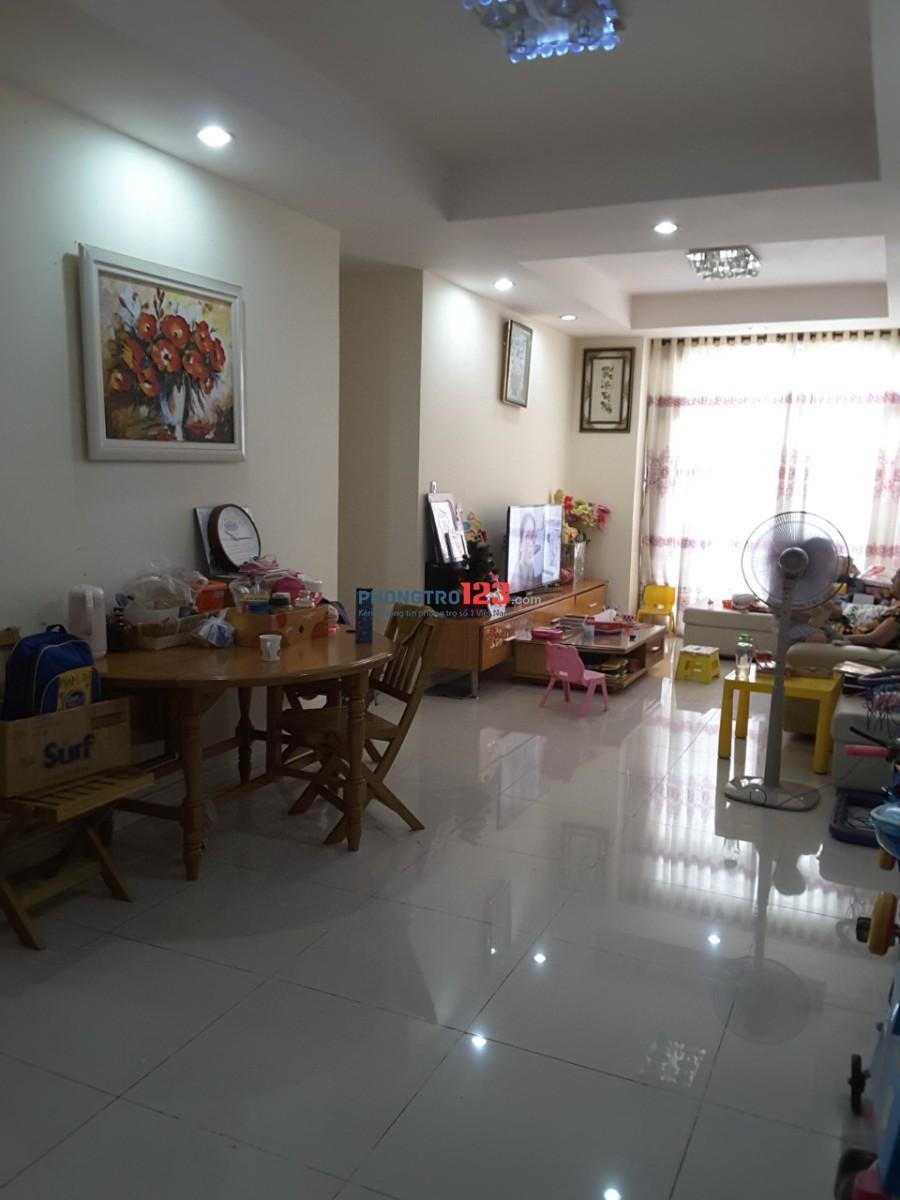 Cho thuê chung cư giá rẻ - Quận Tân Bình