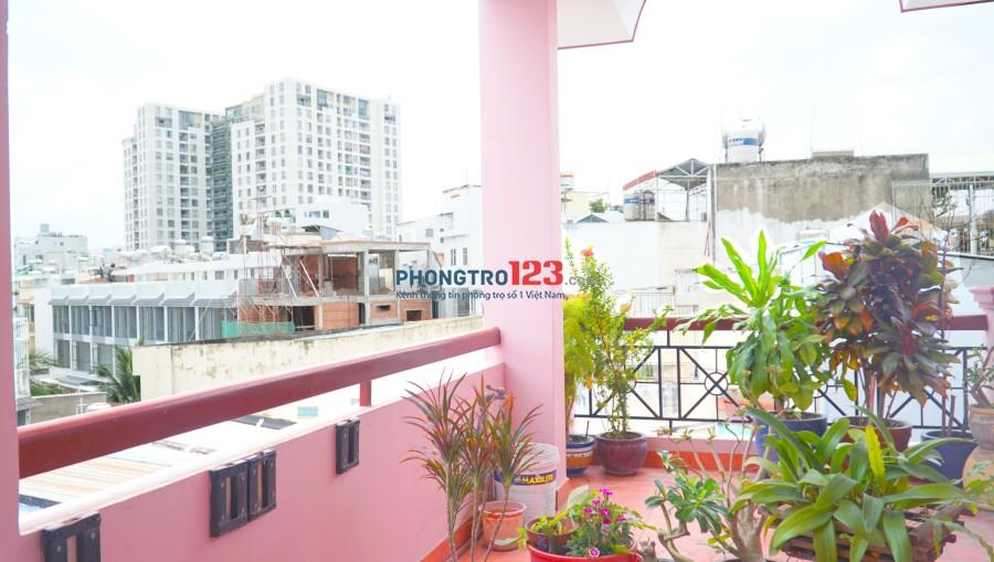Cho thuê phòng 181/7 Nguyễn Thượng Hiền, P.6, Bình Thạnh, giá chỉ 4,3tr LH : MS NHẬT