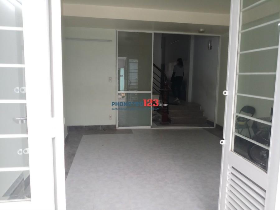Nhà 1 trệt 4 lầu 300m2 số 11 đường lý tuệ, Tân Quý, Tân Phú
