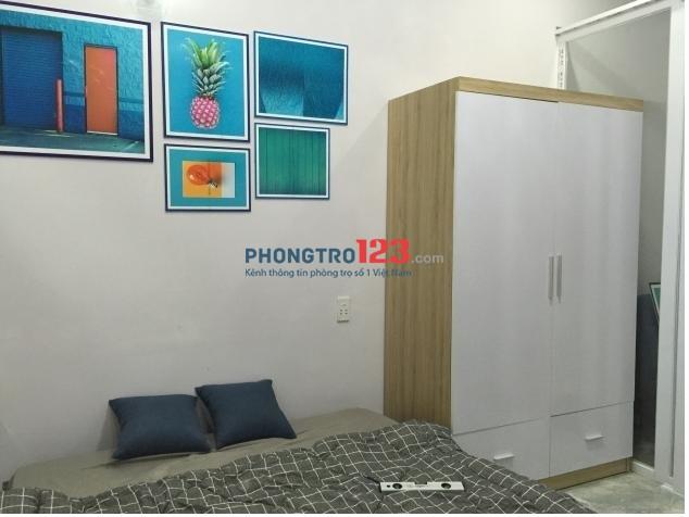 Phòng cho thuê MỚI-FULL nội thất, Xô Viết Nghệ Tĩnh, quận Bình Thạnh