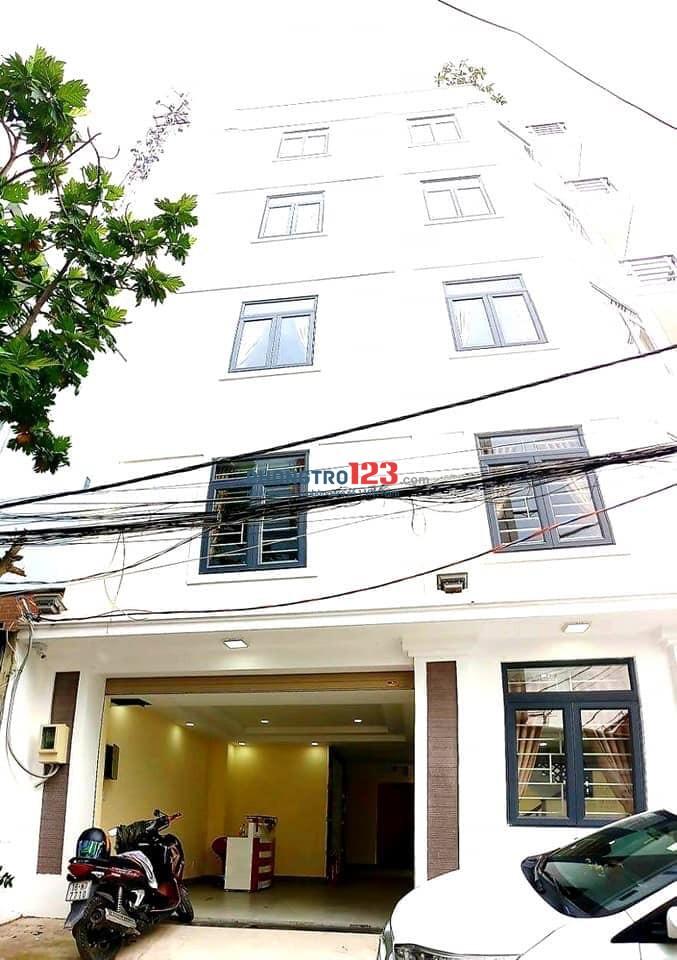 Phòng cho thuê, căn hộ mini đầy đủ nội thất quận Gò Vấp