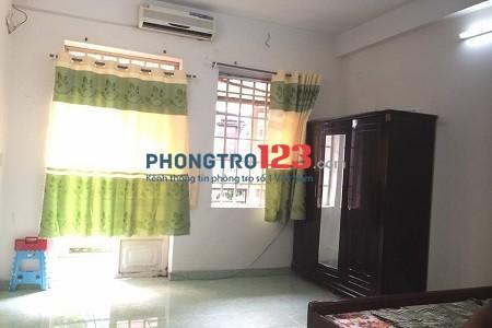 Phòng trọ rộng 20-25m2 Nguyễn Trãi giá chỉ