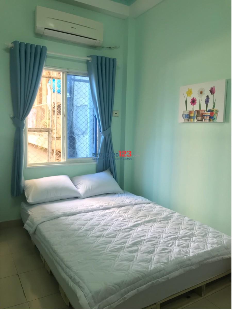 Cho thuê phòng có nội thất Phan Kế Bính quận 1