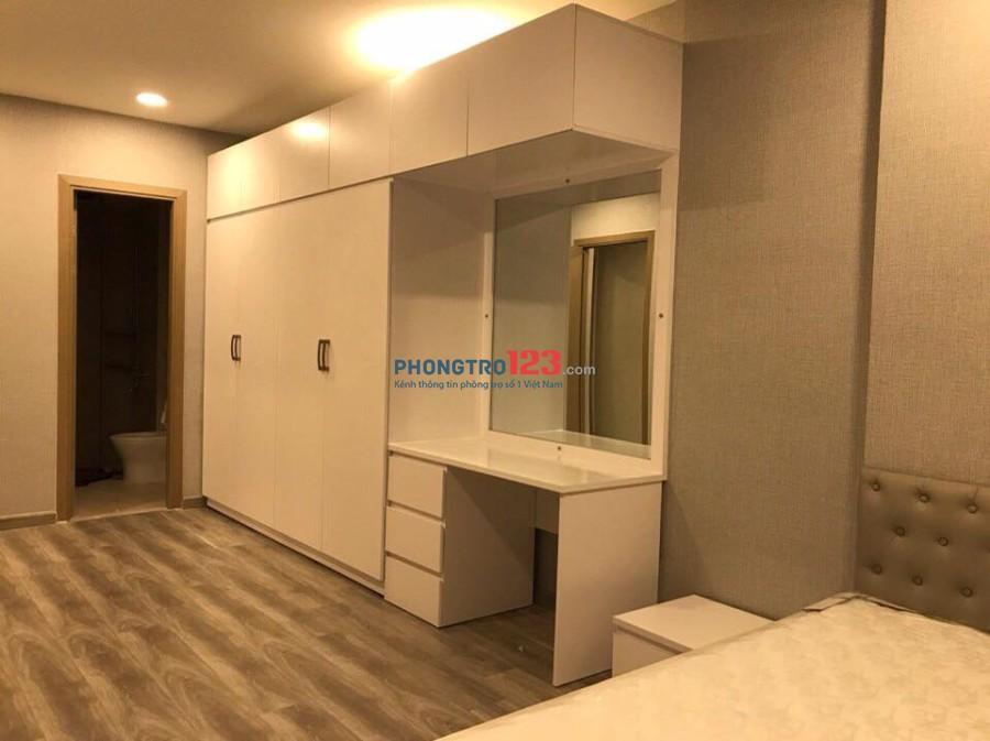 Cho thuê căn hộ chung cư Riva Park, Đường Nguyễn Tất Thành, Quận 4