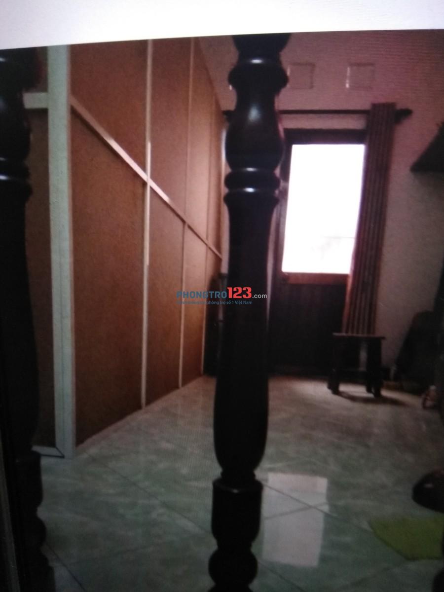 Nhà nguyên căn 1 trệt ,1 lầu 45 m, giá 5,7 tr