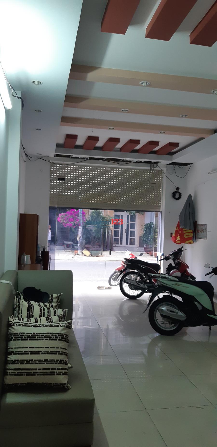 Phòng trọ máy lạnh full nội thất (gần Trường Chinh)