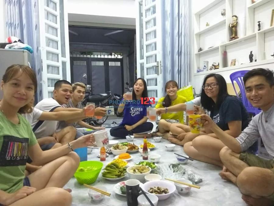CHO THUÊ PHÒNG TRONG KTX CAO CẤP