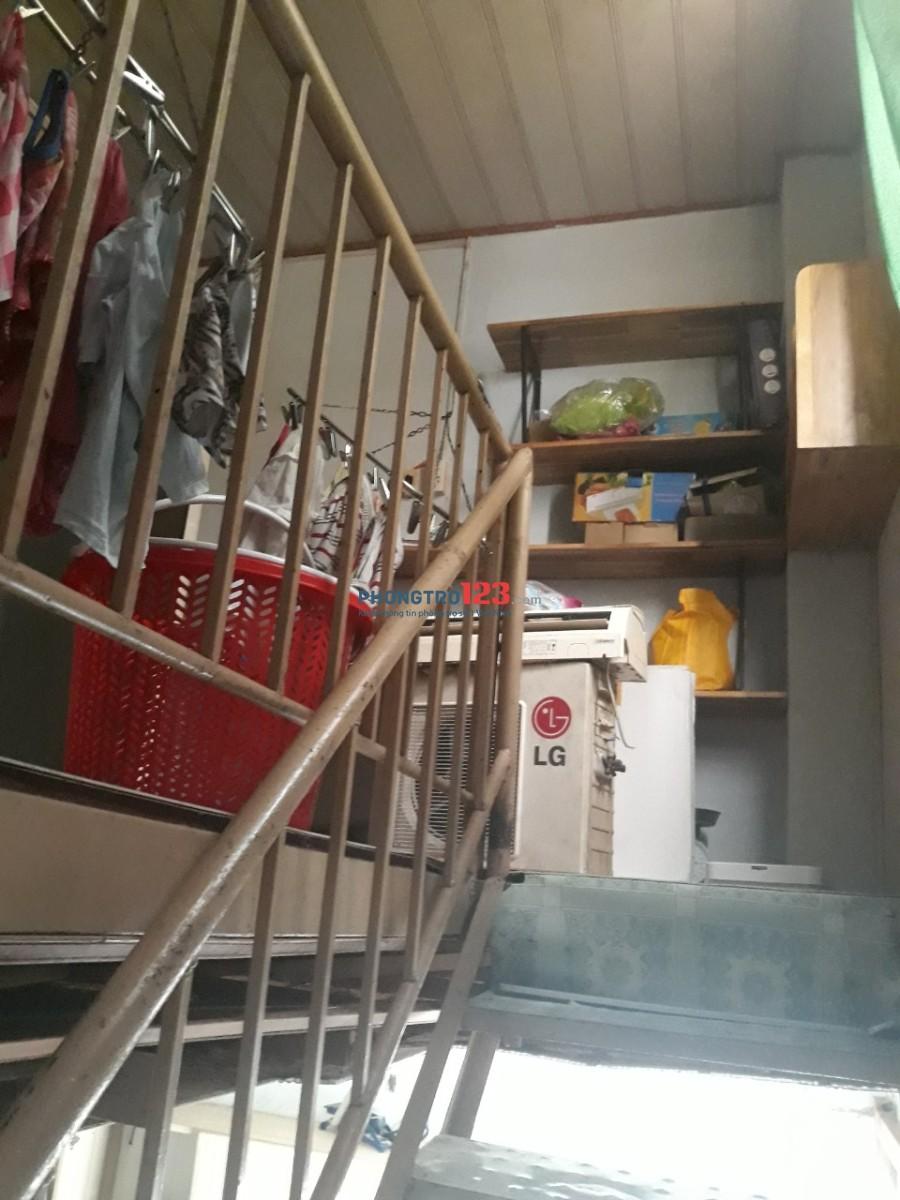 Nhà 1 trệt 1 lầu 40m2 tổng diện tích sử dụng ,ql13
