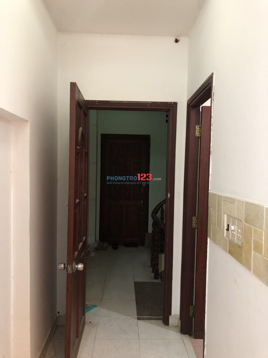 Phòng full nội thất quận 8 ngay đại học công nghệ Sài gòn