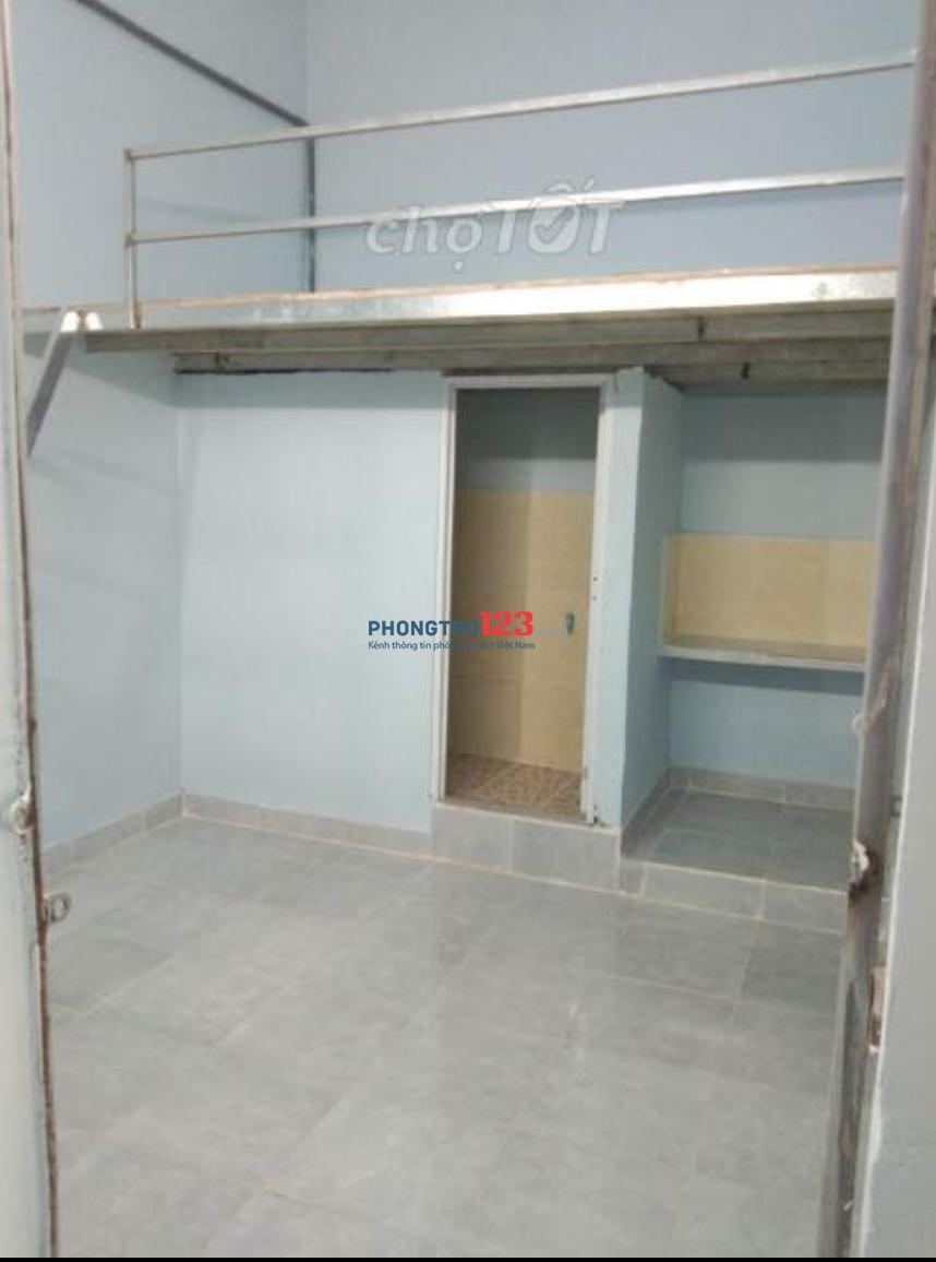 Phòng trọ mới xây có gác gần Đầm Sen, An Ninh