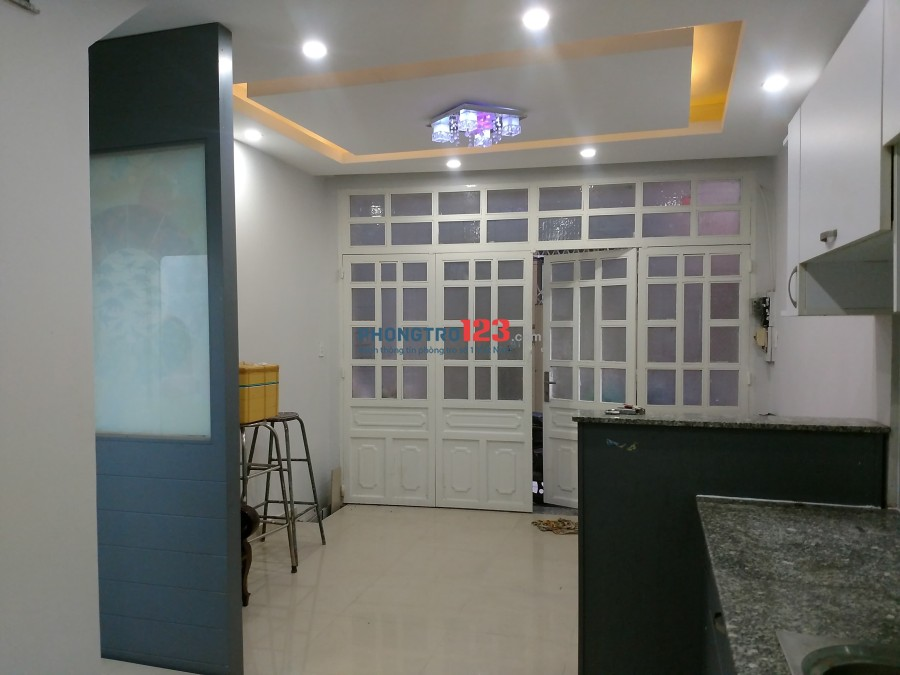 [Quận 4] Cho thuê nhà nguyên căn 352/23 Nguyễn Tất Thành, P.13, Quận 4