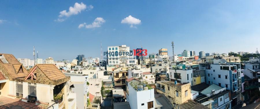 Phòng tiện nghi siêu mới, thoáng mát, kế bên CV Lê Văn Tám, đường Võ Thị Sáu, Quận 1
