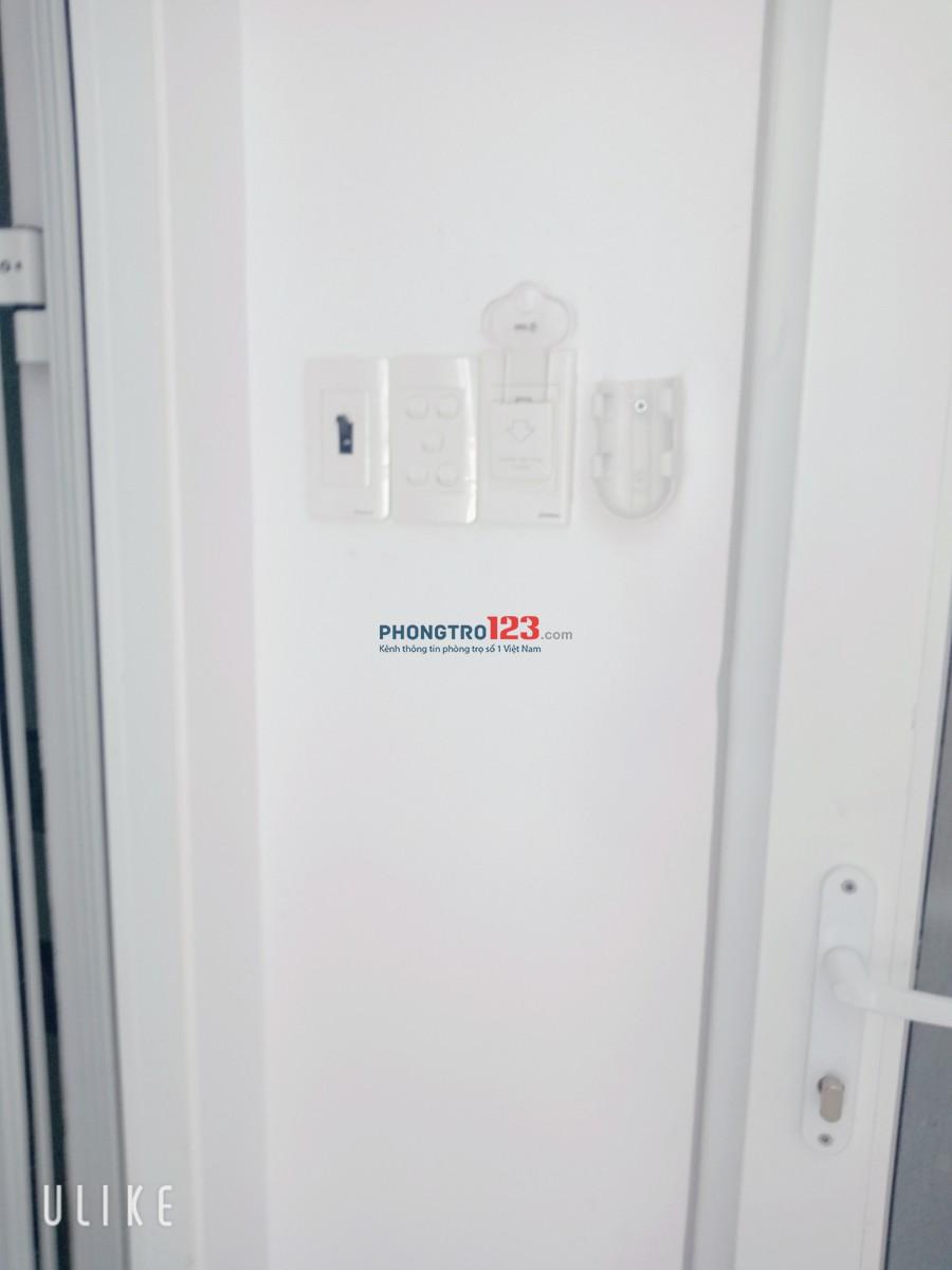 Cho thuê phòng cao cấp full nội thất giờ giấc tự do an ninh tốt giá cả hợp lý phòng mới 100%