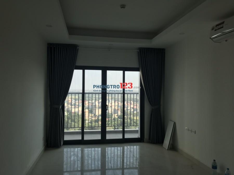 Cho thuê CC cao cấp 2PN 79m2 The Two Gamuda Tam Trinh, tầng trung, đồ mới 7.5tr/th, 0987746653