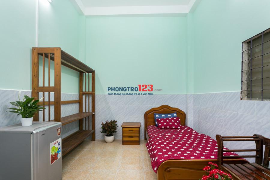 PHÒNG CHO THUÊ FULL NỘI THẤT. P.21, Q.Bình Thạnh, TP. HCM