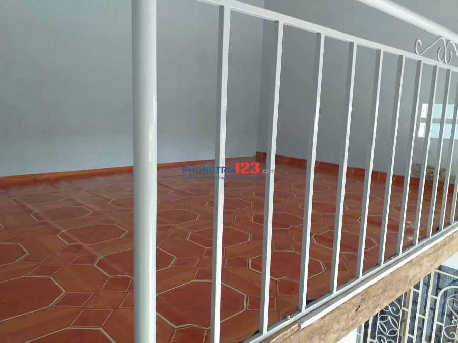 Phòng trọ mới sửa, 12m2, lối đi riêng ko chung chủ