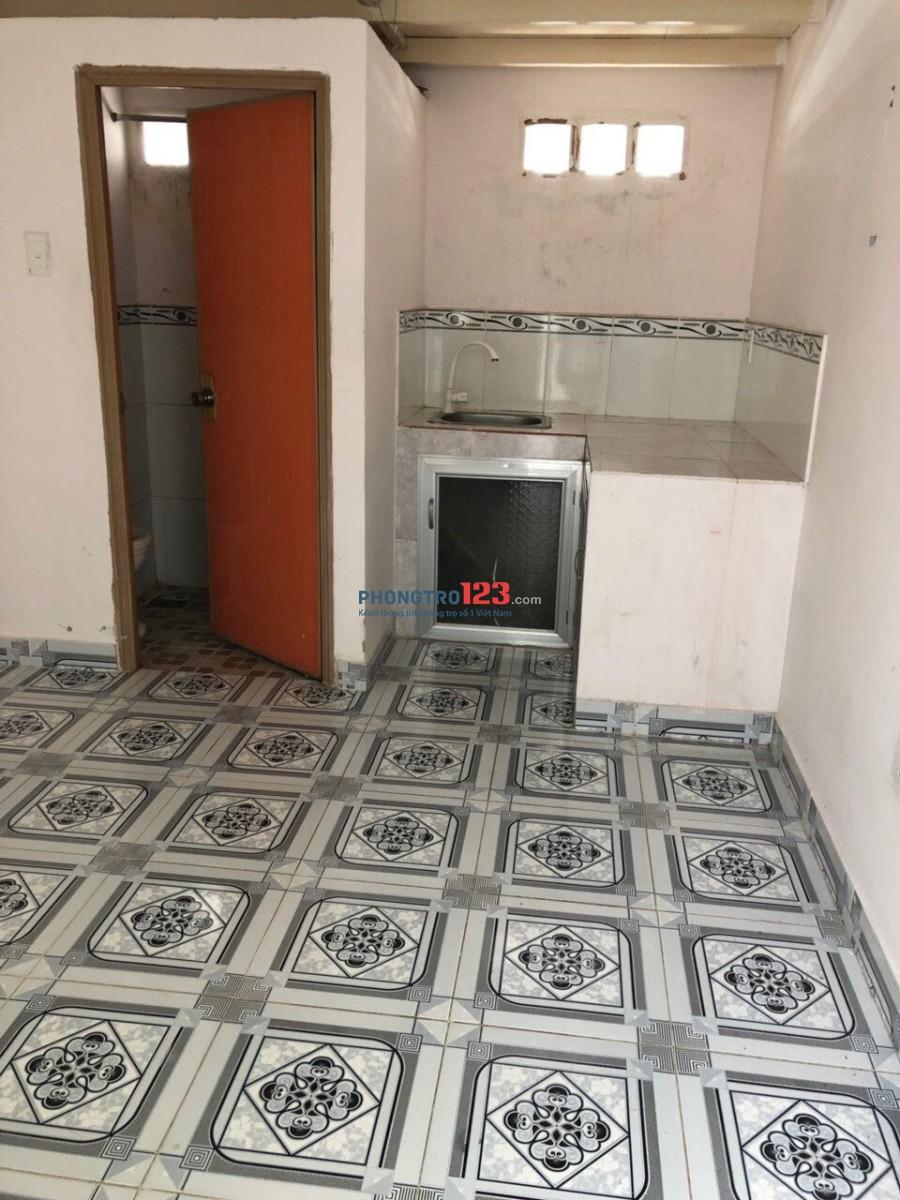 Phòng trọ giá rẻ, phường Bình trị Đông, Q. Bình Tân.