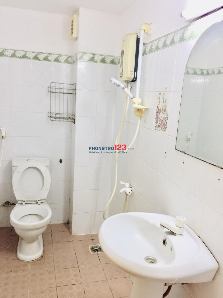 Phòng cho thuê an ninh thoáng mát,gần đường Trường Sơn,sân bay Tân Sơn Nhất