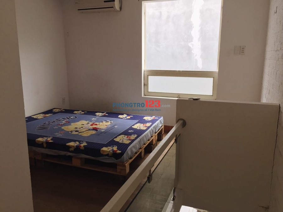 Cho thuê phòng trọ đầy đủ nội thất ngay trung tâm thành phố