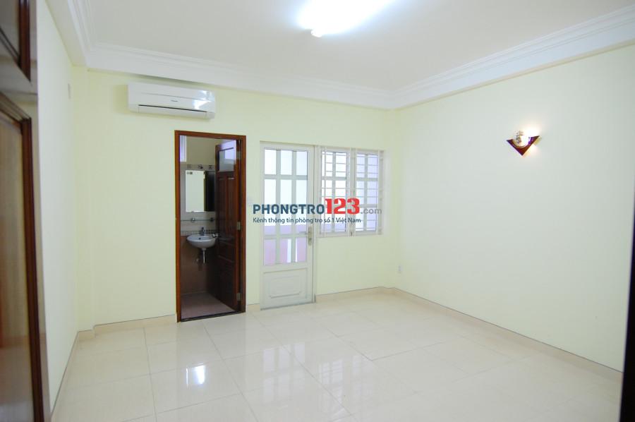 Cho thuê phòng mới sạch sẽ, thoáng mát, 20m2, giá 3,9tr/tháng đường Nguyễn Thái Bình