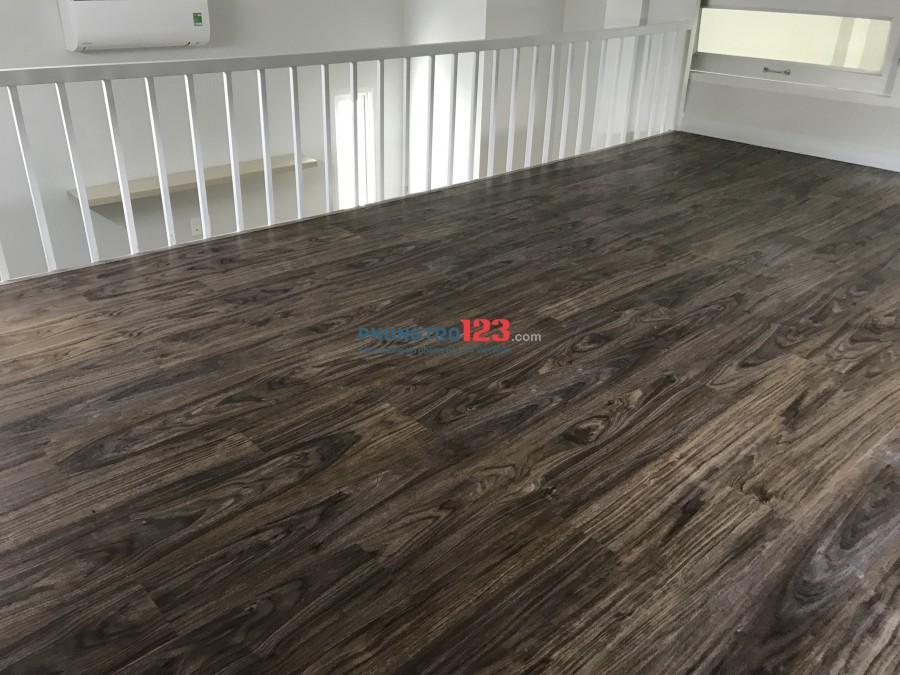 Phòng trọ xây mới cho thuê ở quận Tân Bình