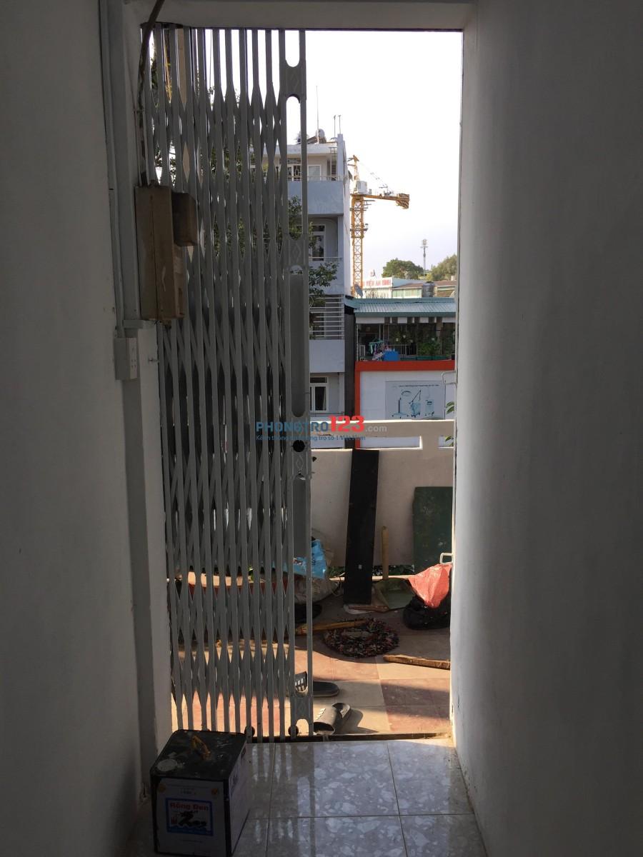 cho thuê căn hộ 122 An Bình, phường 5, Quận 5
