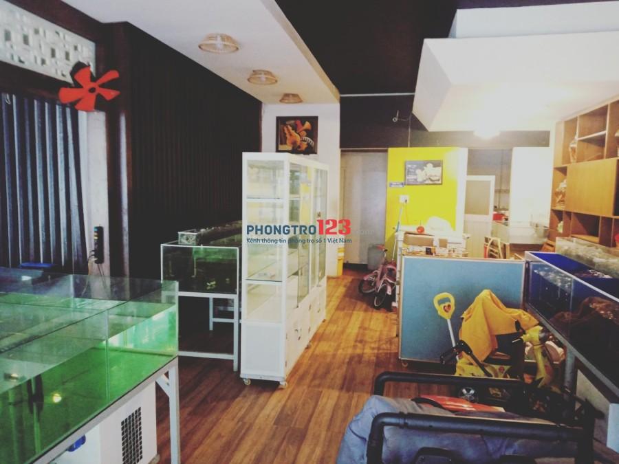 Cần Sang quán nhậu mặt tiền đường Tại Trần Quang Cơ Q Tân Phú LH Mr Thành 0903832879