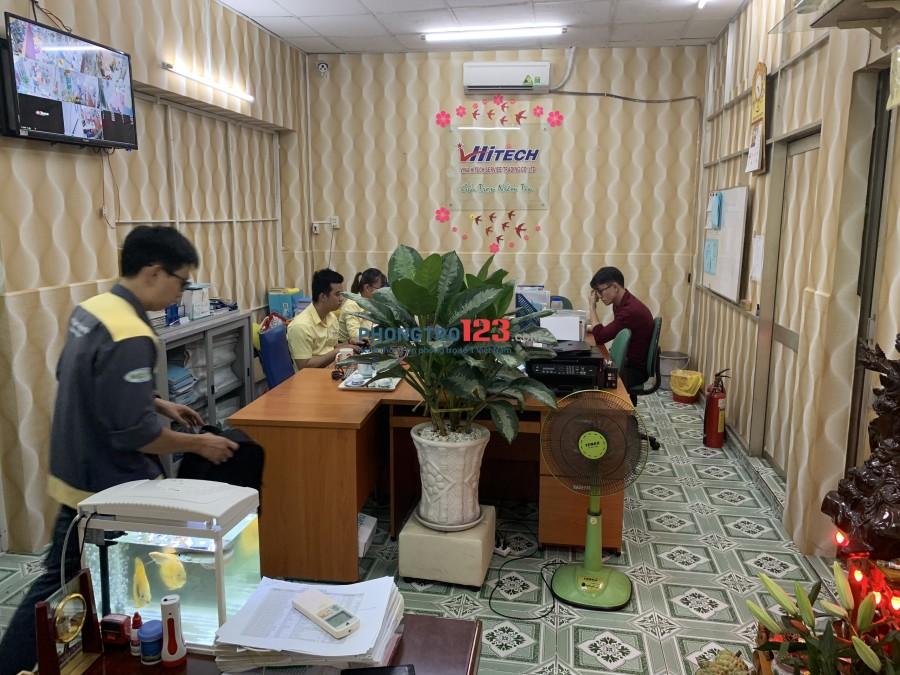 Chính chủ Cho thuê nhà mặt tiền Tô Ngọc Vân Q Thủ Đức DT 320m2 LH Mr Hùng
