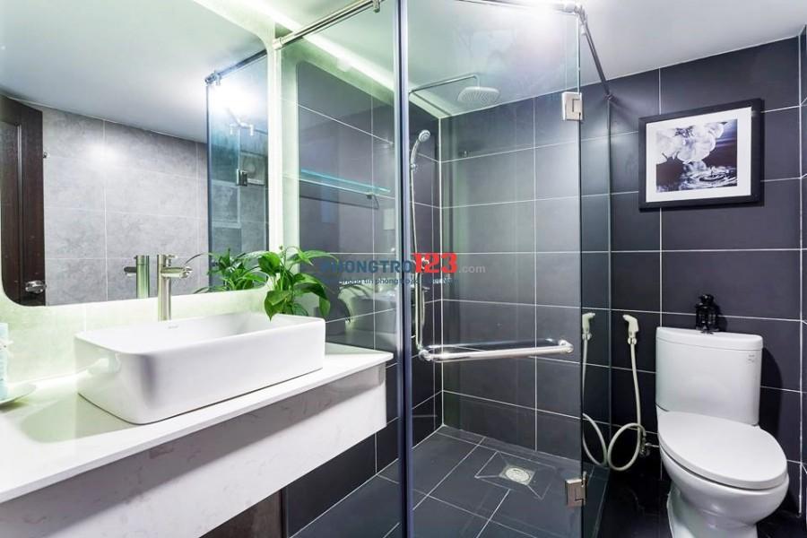 Căn hộ dịch vụ kiểu gác lửng đẹp, nội thất sang trọng ngay Thảo Cầm Viên Q1