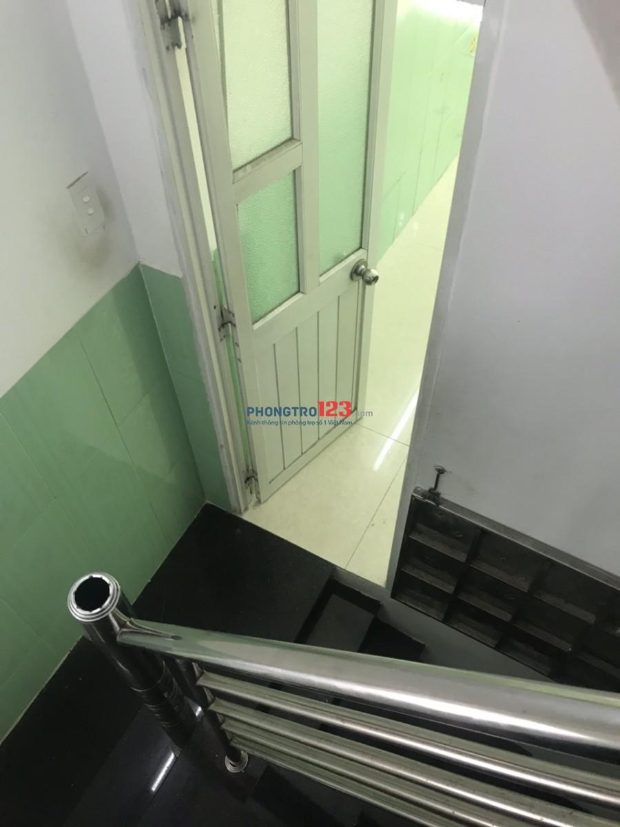 Cho thuê nhà nguyên căn 3x8m, 1 trệt, 2 lầu, 2PN, Quận 7, giá 5,5 triệu, LH 0906306966
