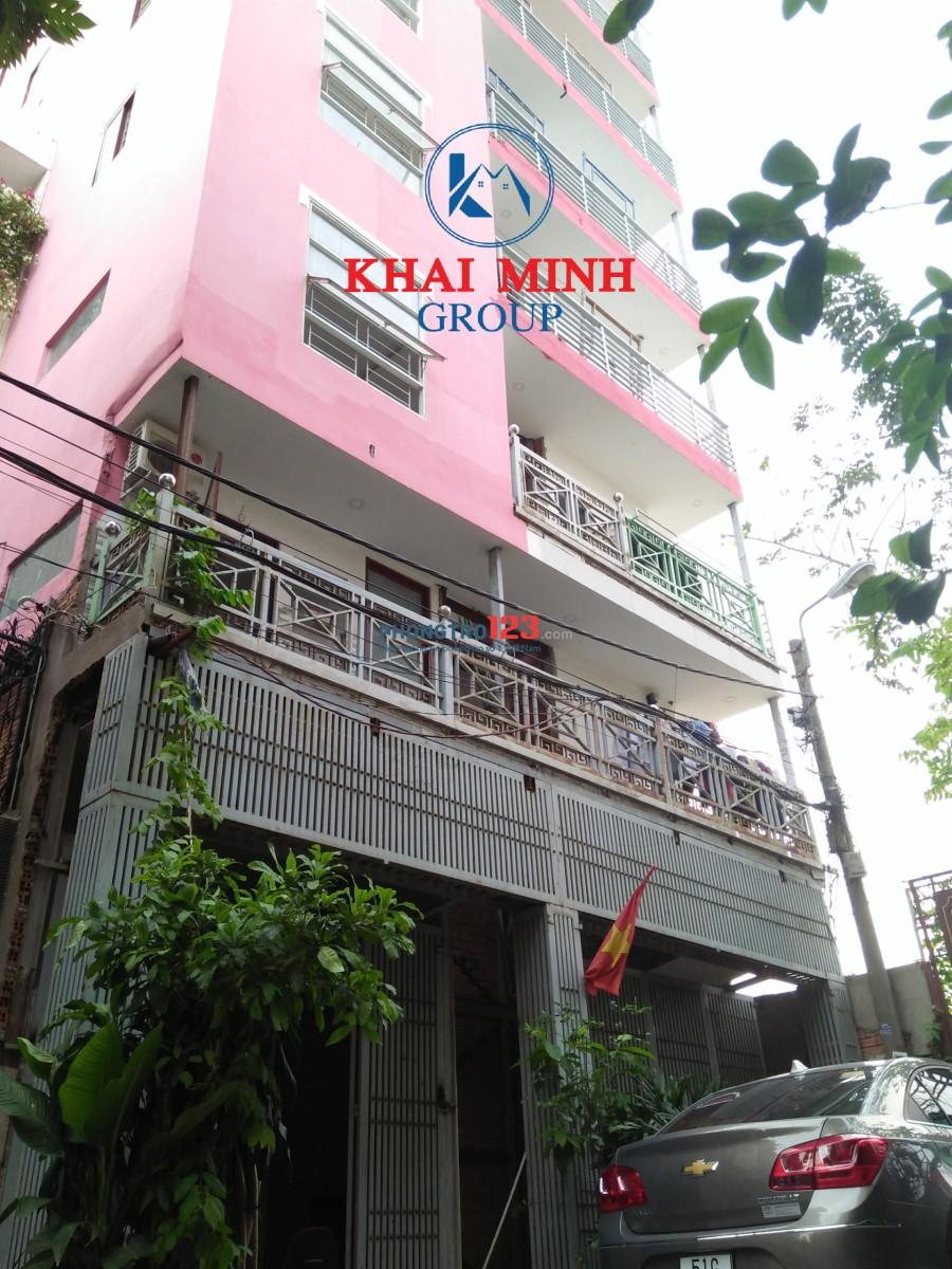 Phòng FULL NỘI THẤT- CHÍNH CHỦ- AN NINH, gần Lotte Cộng Hòa, Tân Bình