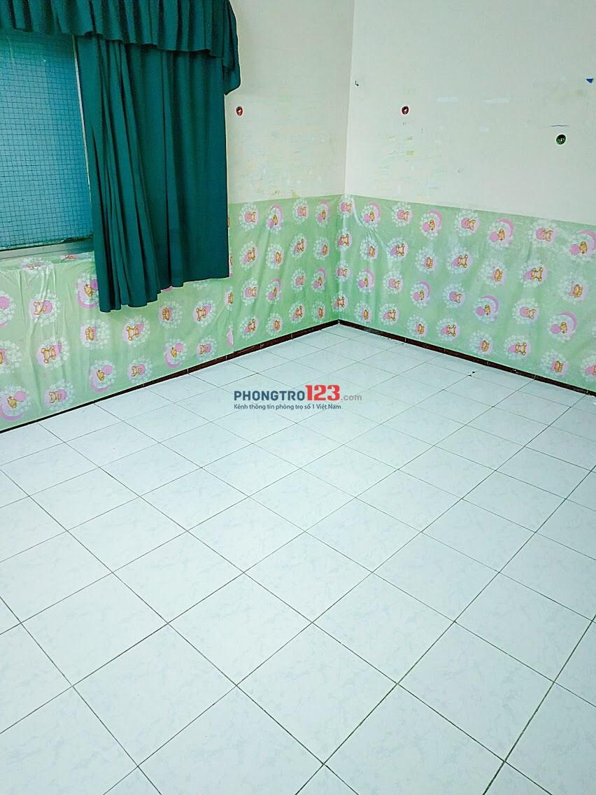 Phòng trọ giá rẻ Bình Thạnh 20m2