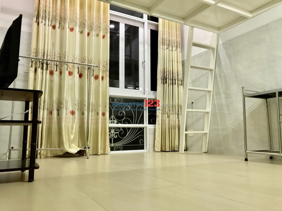 Cho thuê phòng hẻm xe tải có nội thất Tại Nguyễn Thượng Hiền Bình Thạnh LH Ms Tâm