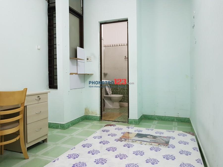 Phòng full nội thất, giờ tự do, cuối Nguyễn Thái Sơn. Giá chỉ 3 triệu