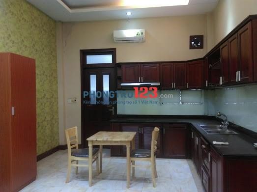 Cho thuê phòng GIÁ RẺ có nội thất Nguyễn Cửu Vân quận Bình Thạnh