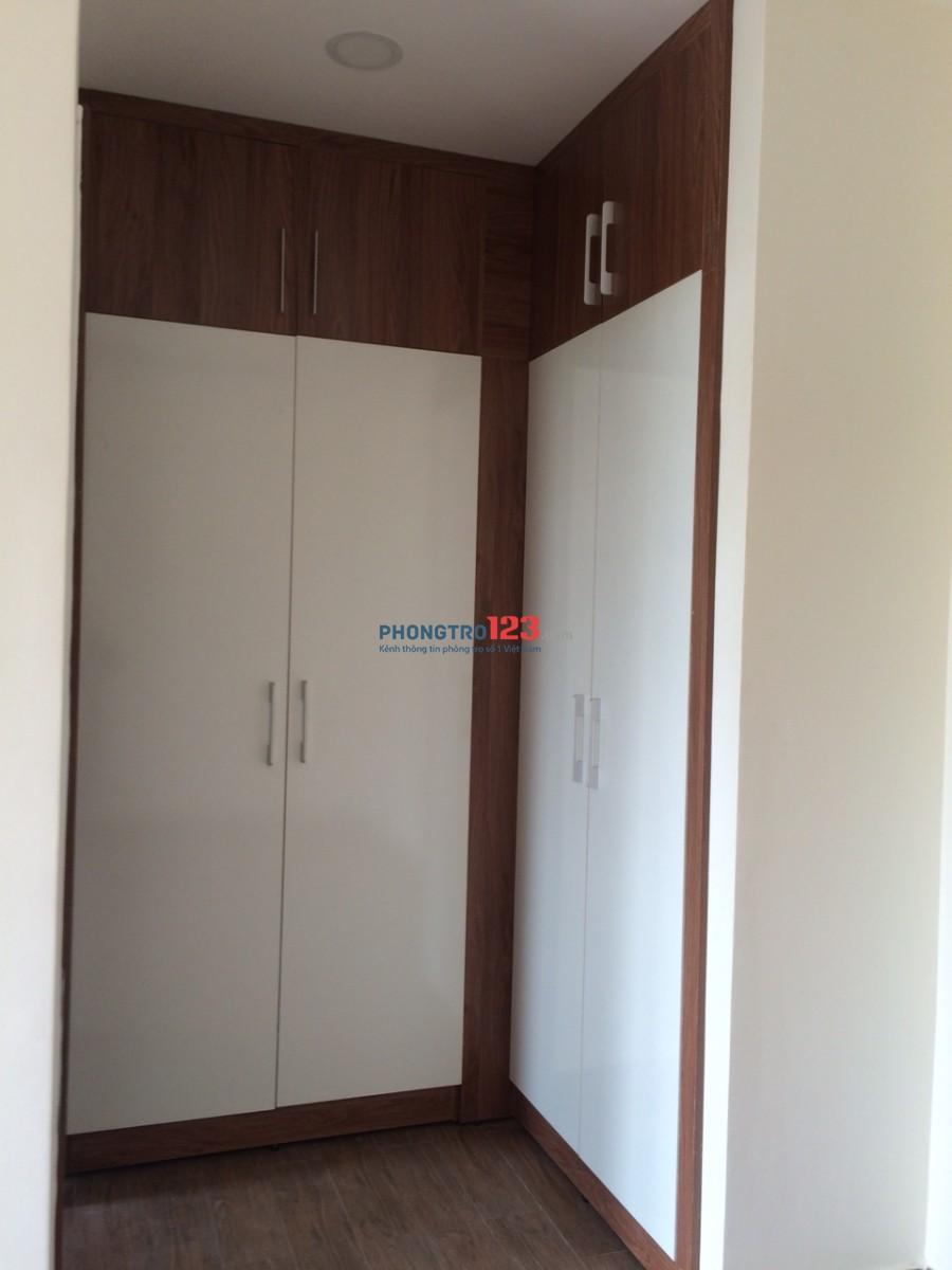 Phòng trọ Q8 không chung chủ,WC trong phòng, Đồng hồ điện riêng