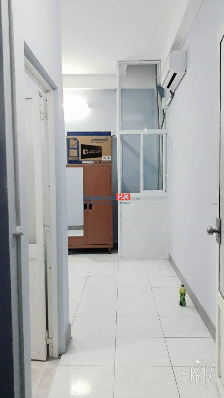 Cho thuê phòng đầy đủ tiện nghi 3 triệu q11
