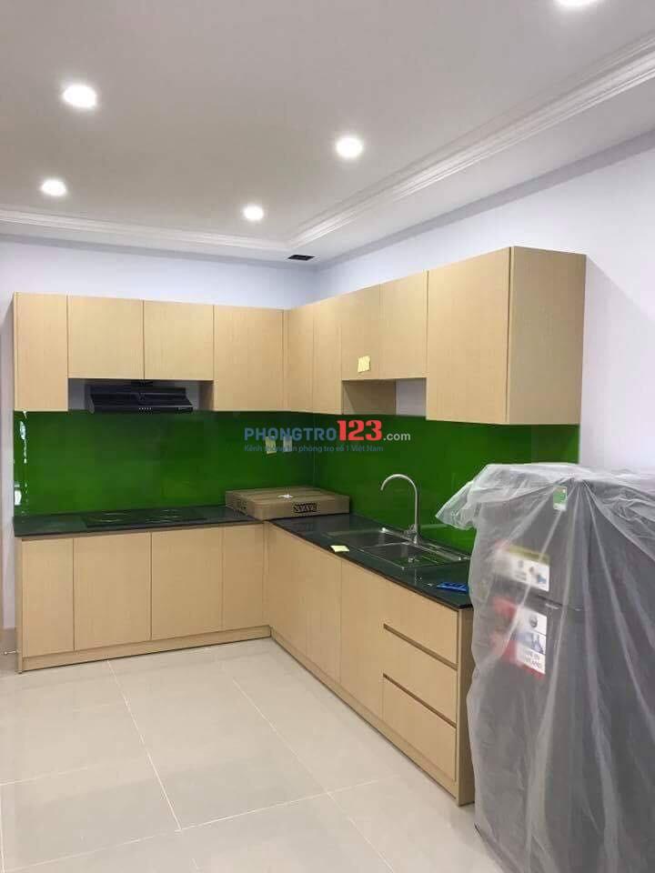 Căn hộ full nội thất Quận Tân Phú 88m² 2PN