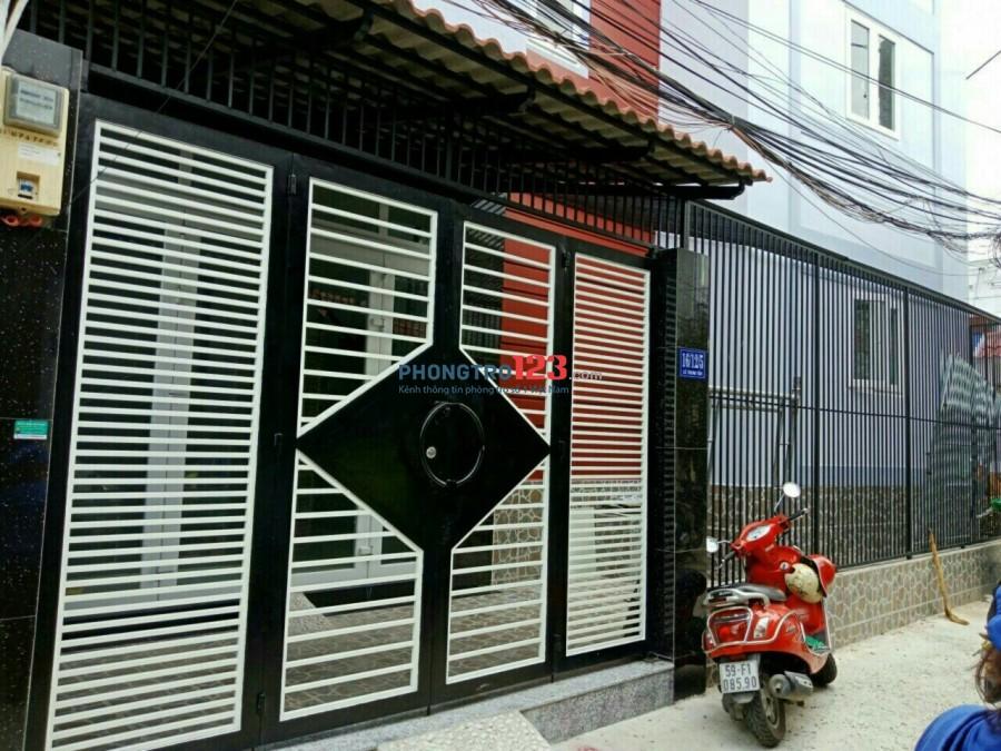 Officetel, nhà nguyên căn mới -Quận Tân Phú 61.1m²