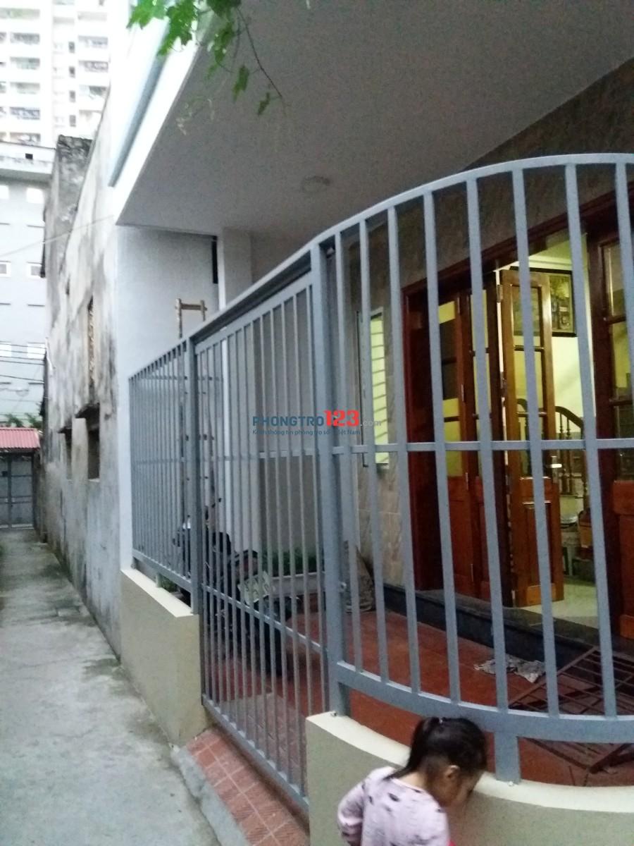 Cho thuê phòng trọ thuộc ngôi nhà mới xây